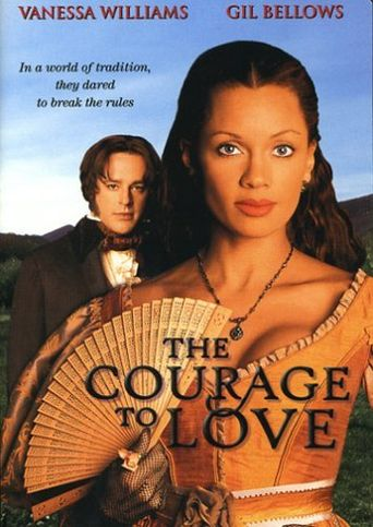 The Courage to Love Poster