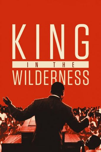 King in the Wilderness Poster
