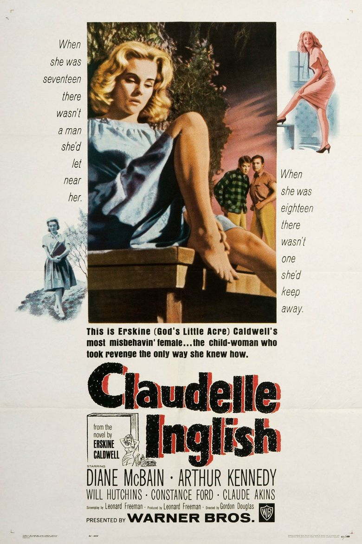 Claudelle Inglish Poster