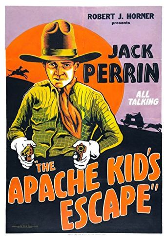 The Apache Kid's Escape Poster