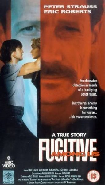 Fugitive Among Us Poster