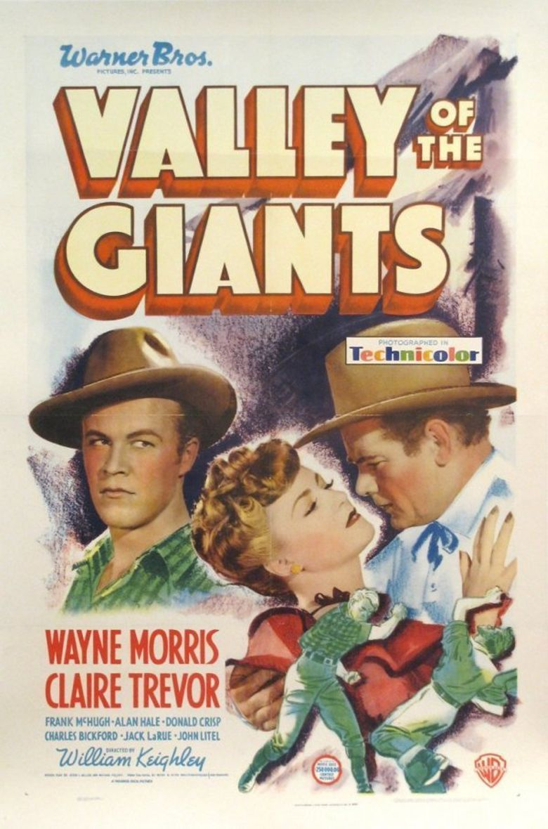 Valley of the Giants Poster