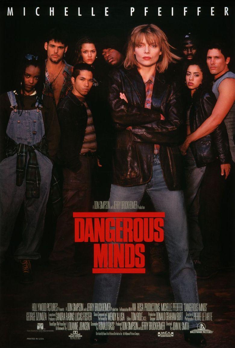 Dangerous Minds Poster