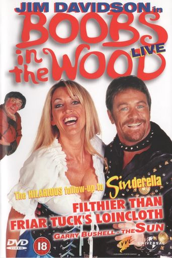 Boobs in the Wood Poster