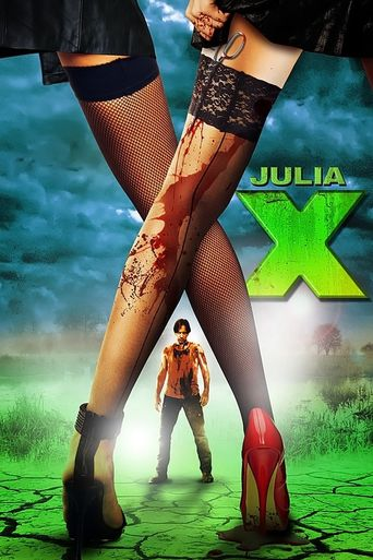 Julia X Poster
