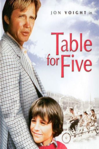 Table For Five Poster