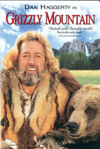 Grizzly Mountain Poster