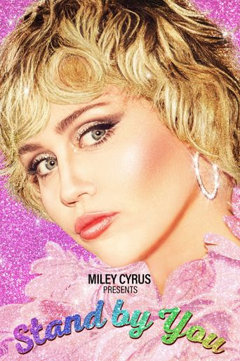 Miley Cyrus Presents Stand by You Poster