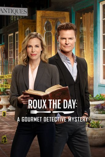 Gourmet Detective: Roux the Day Poster