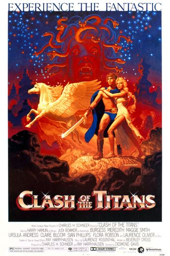 Clash of the Titans Poster