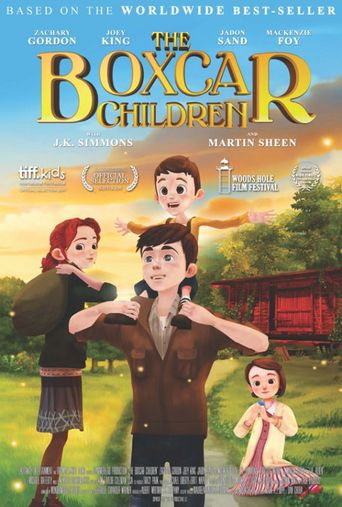 The Boxcar Children Poster