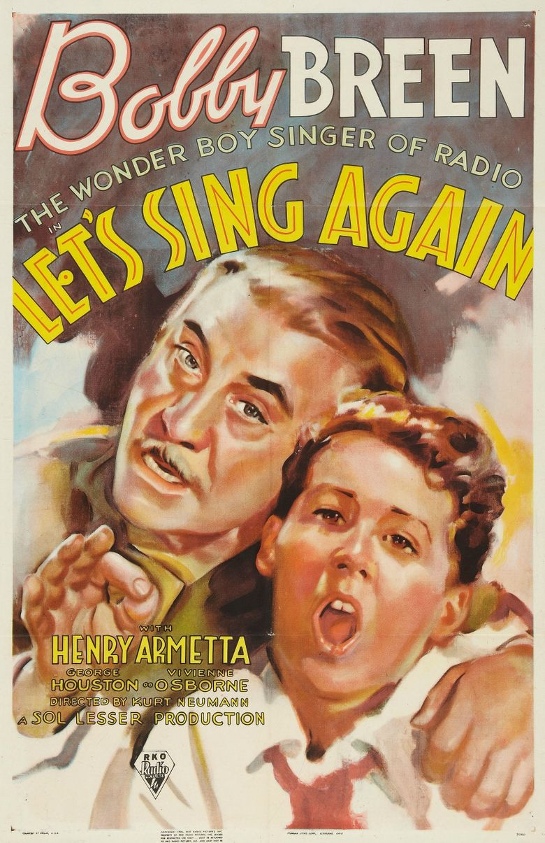 Let's Sing Again Poster