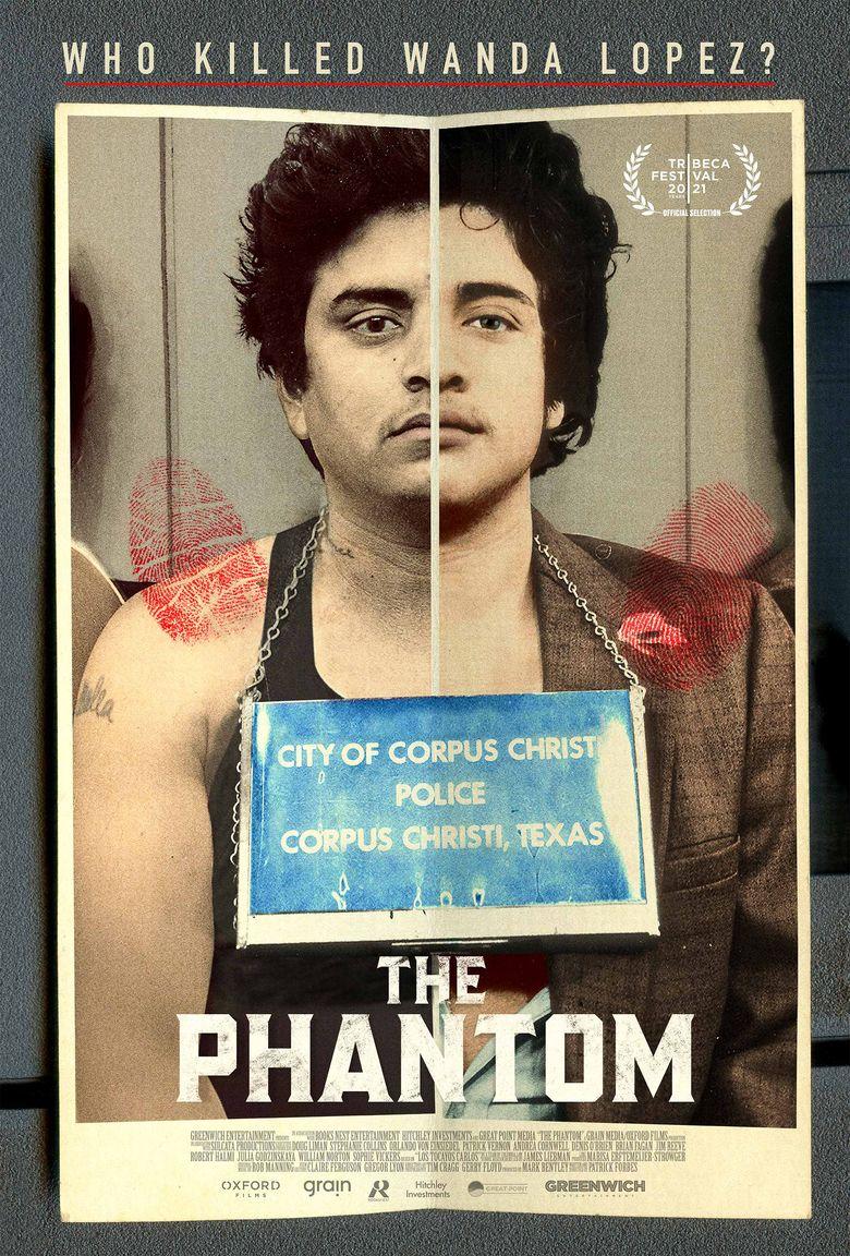 The Phantom Poster