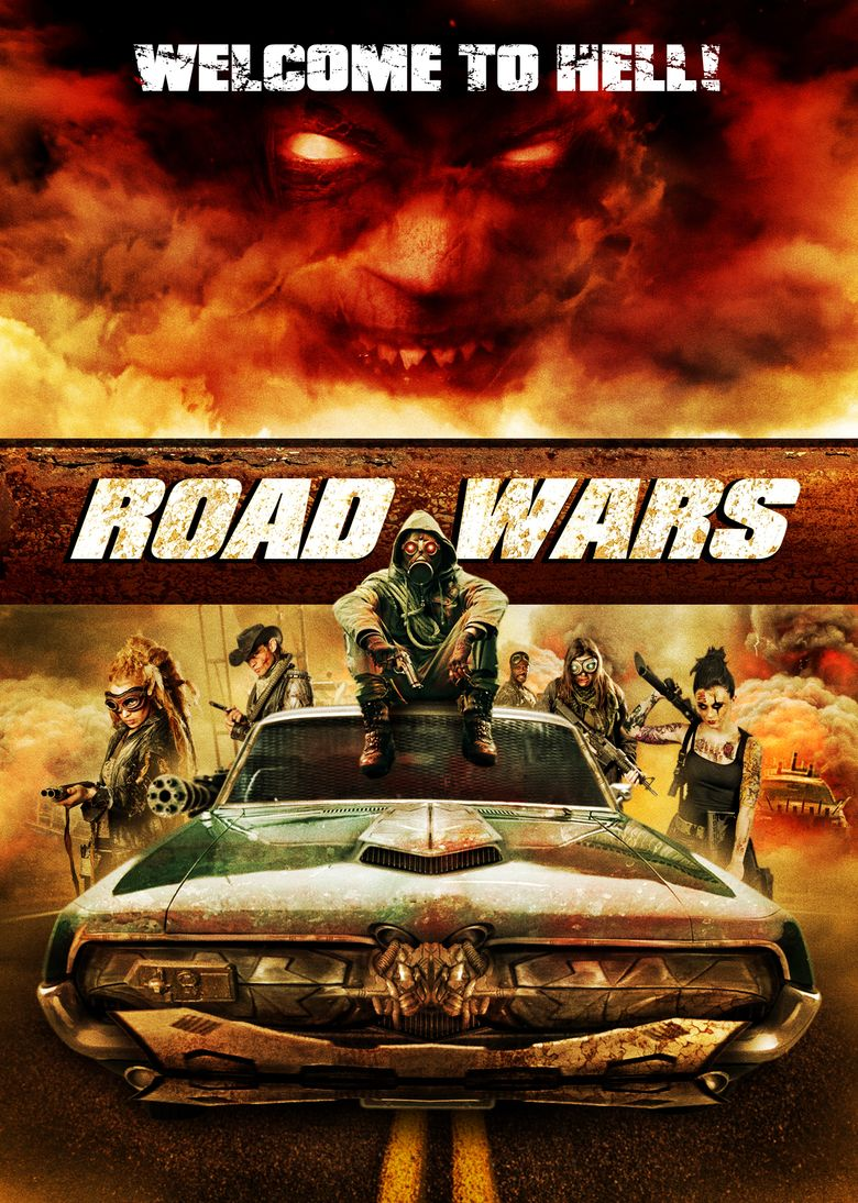 Road Wars Poster