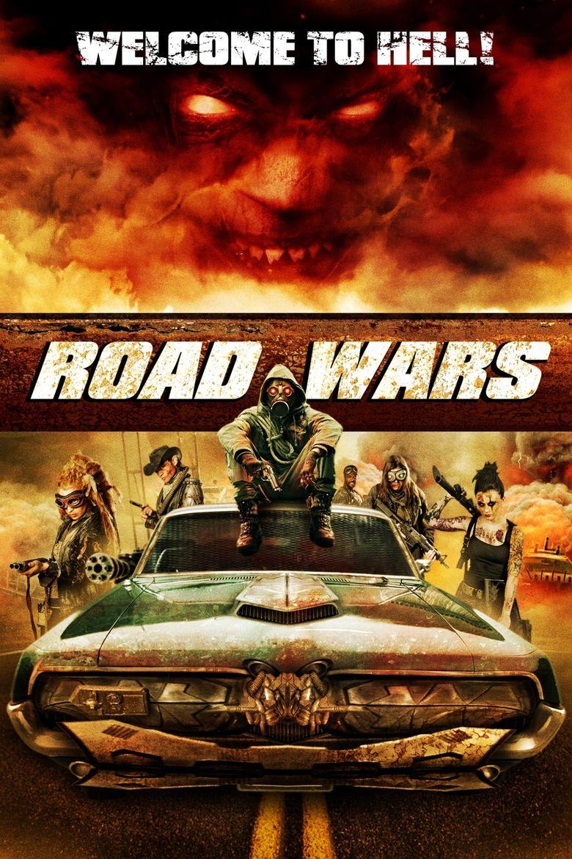 Road Wars Poster