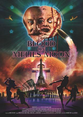 Blood on Méliès' Moon Poster
