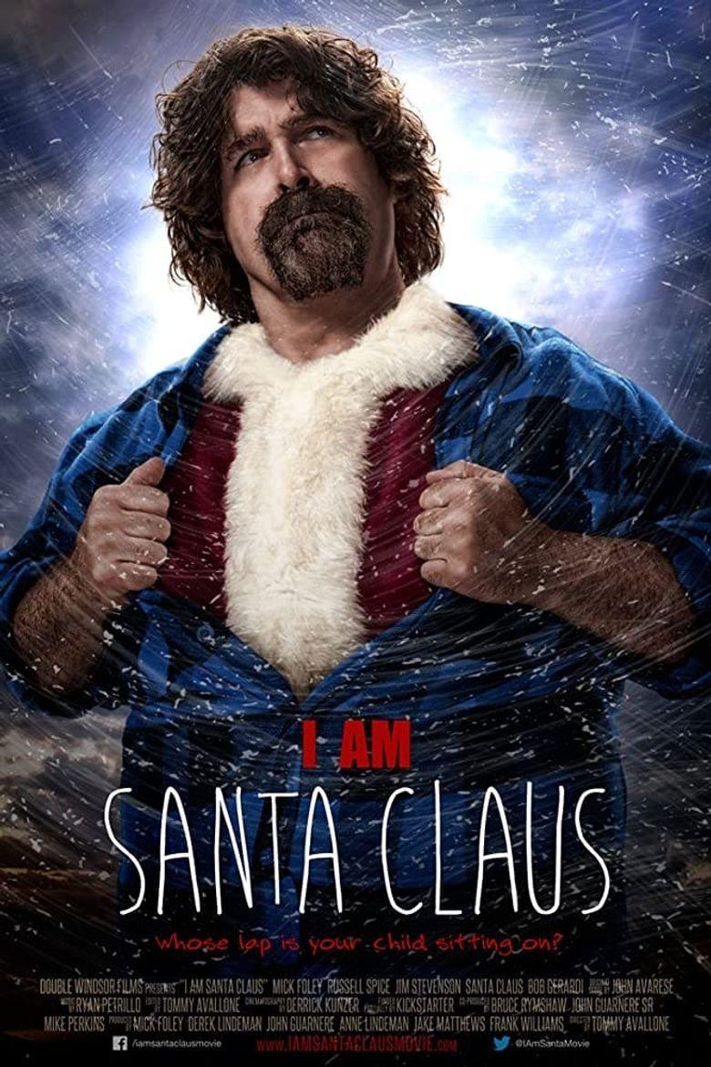 I Am Santa Claus Poster