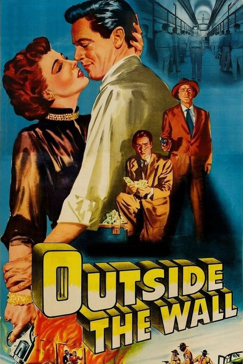 Outside the Wall Poster