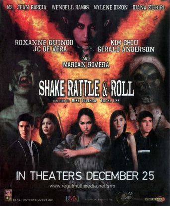 Shake, Rattle & Roll X Poster
