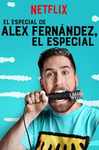 El Especial de Alex Fernández, el Especial Poster