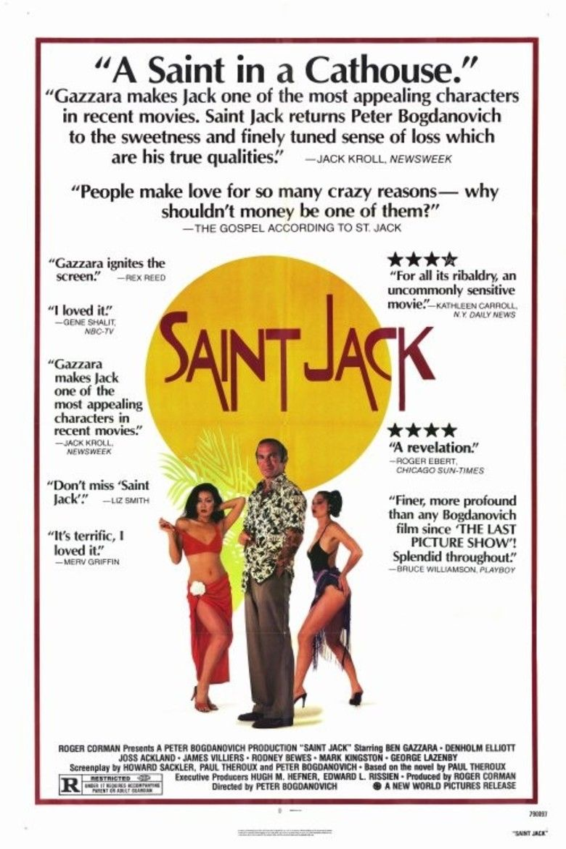 Saint Jack Poster
