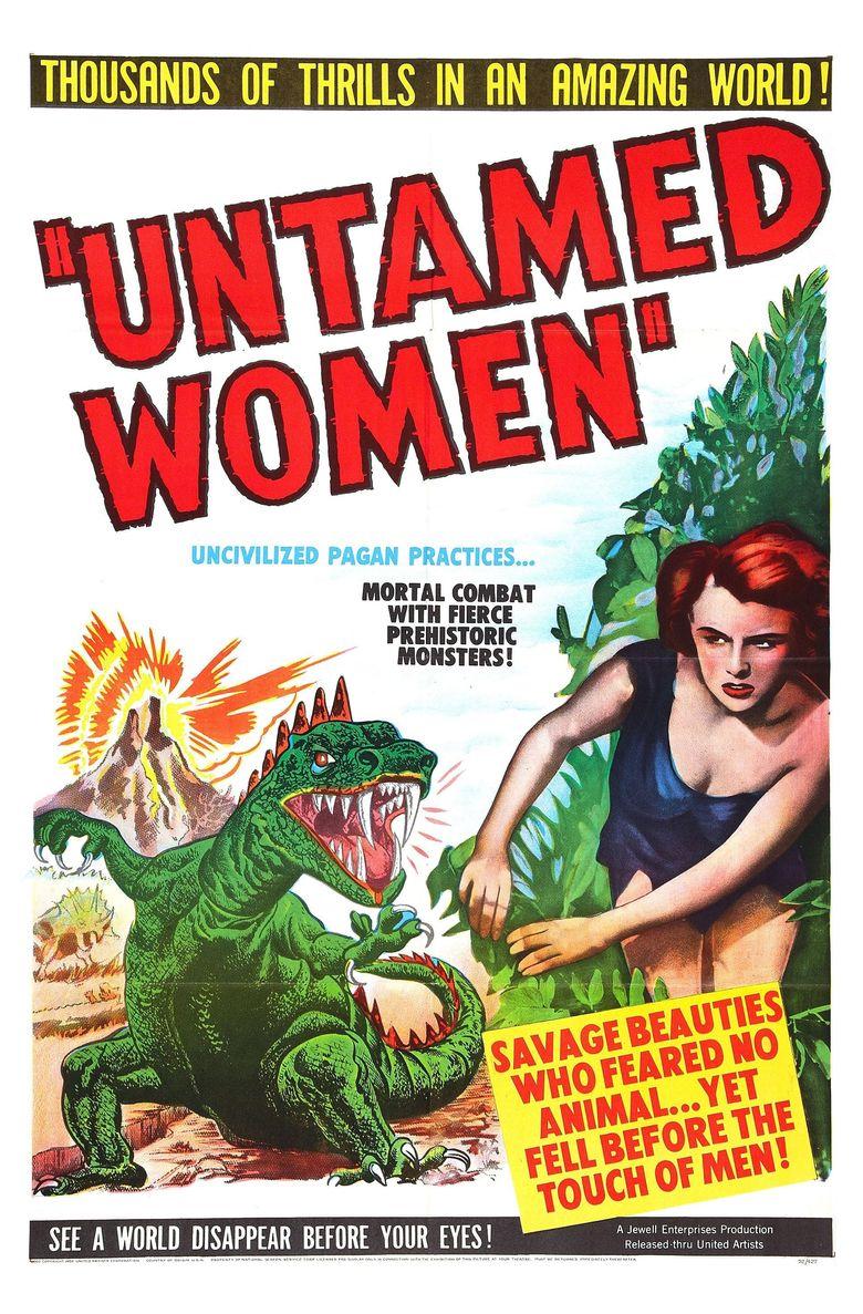 Untamed Women Poster