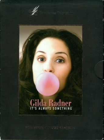 Gilda Radner: It's Always Something Poster