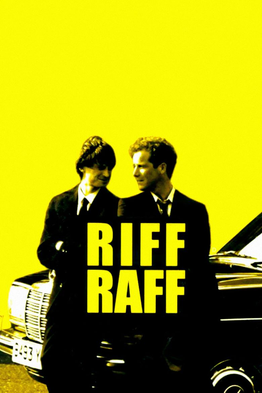Riff-Raff Poster