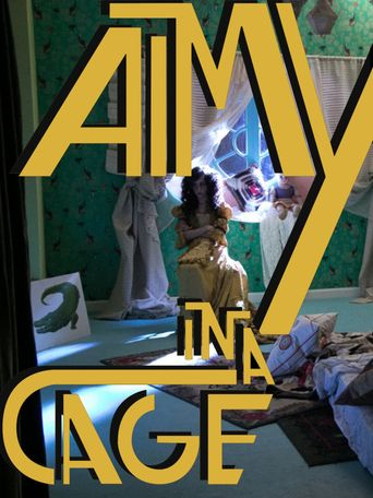 Aimy in a Cage Poster