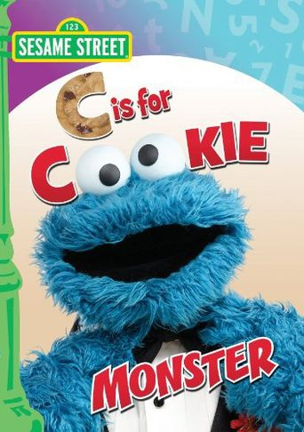Sesame Street: C Is for Cookie Monster Poster