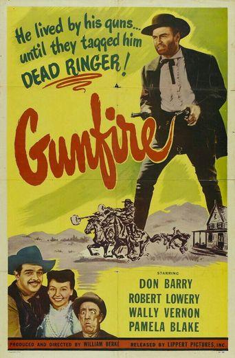 Gunfire Poster