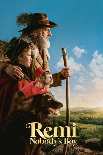 Remi, Nobody's Boy Poster