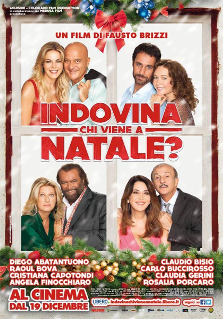 Indovina chi viene a Natale? Poster