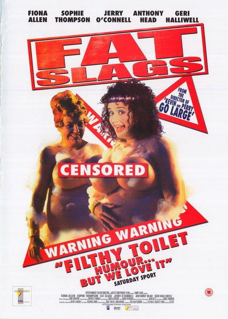 Fat Slags Poster