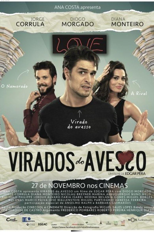 Virados do Avesso Poster