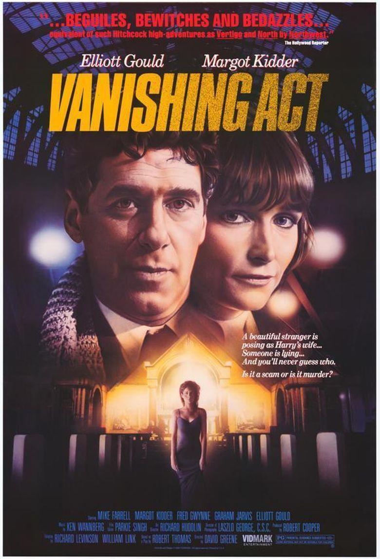Vanishing Act Poster