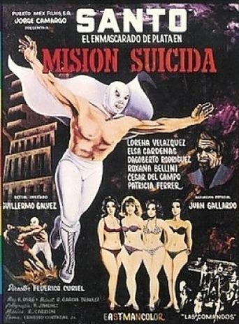 Suicide Mission Poster