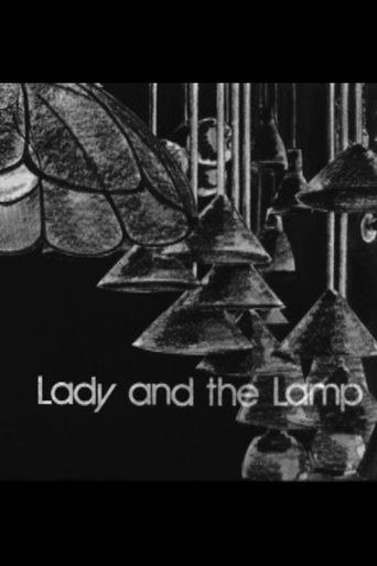 Lady and the Lamp Poster