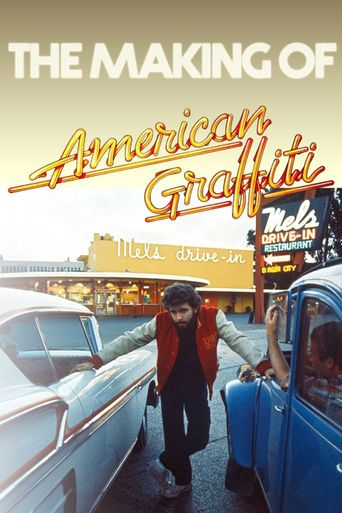 The Making of 'American Graffiti' Poster