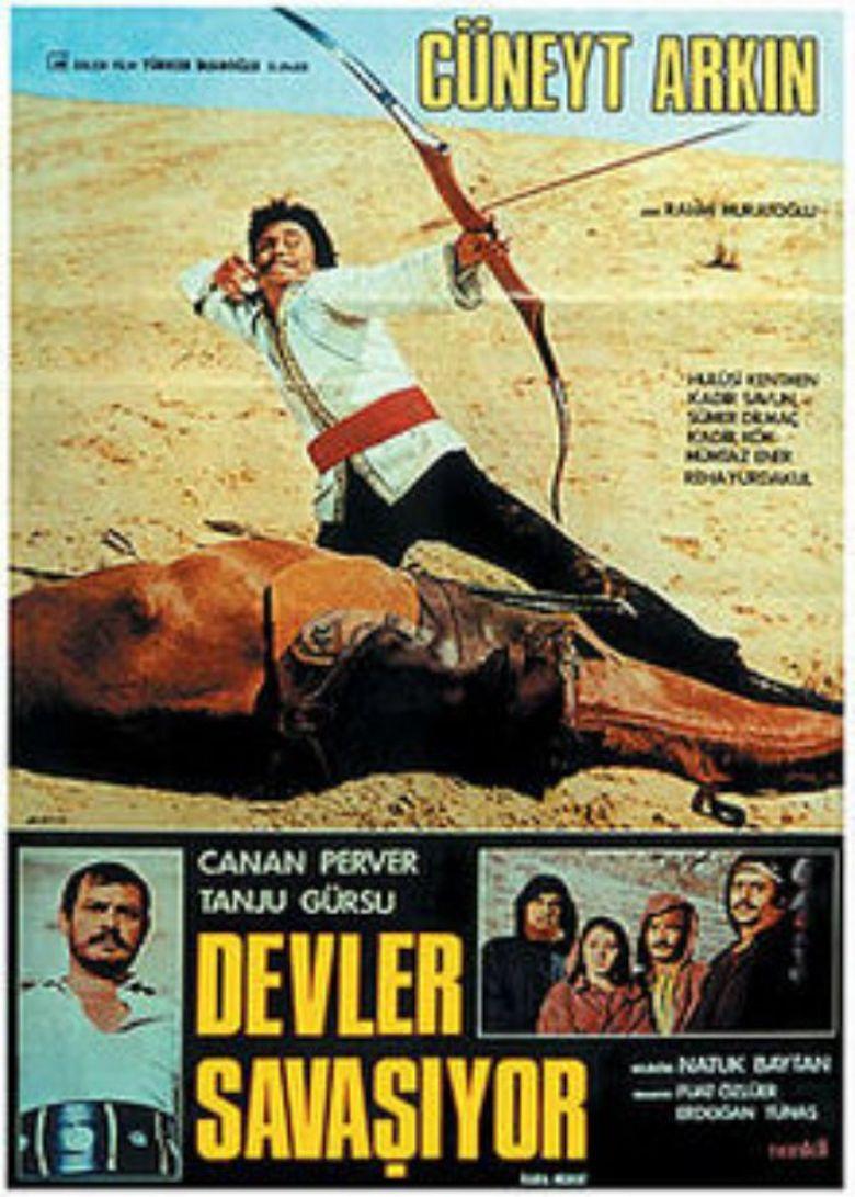 Kara Murat: Devler Savaşıyor Poster