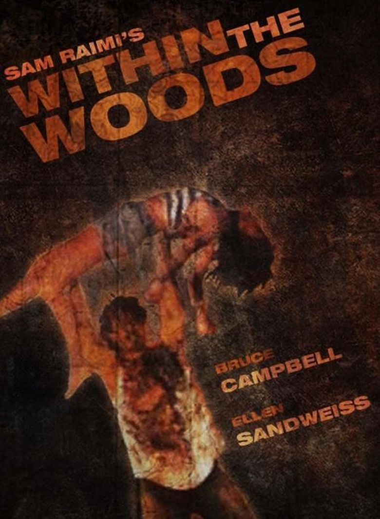 Within the Woods Poster