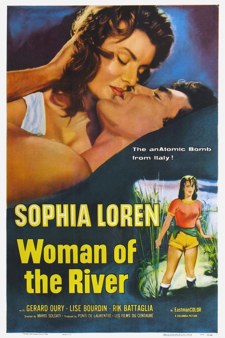 Woman of the River Poster