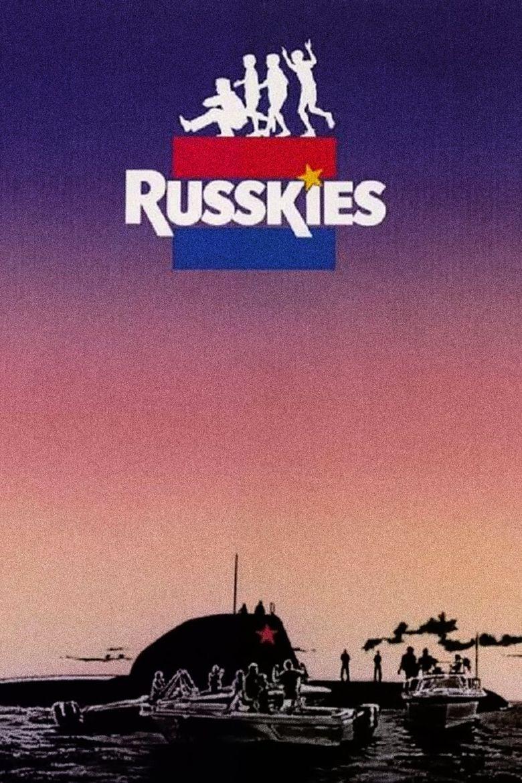 Russkies Poster