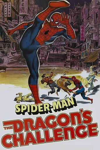 Spider-Man: The Dragon's Challenge Poster