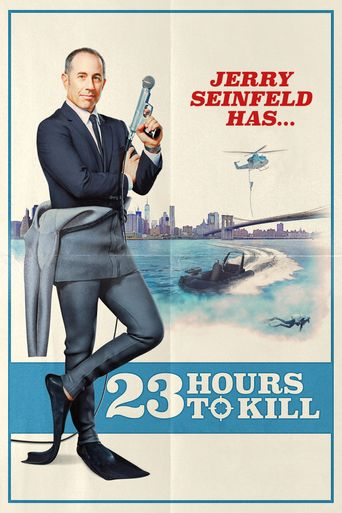 Jerry Seinfeld: 23 Hours To Kill Poster