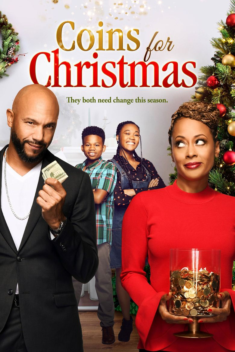 Coins for Christmas Poster