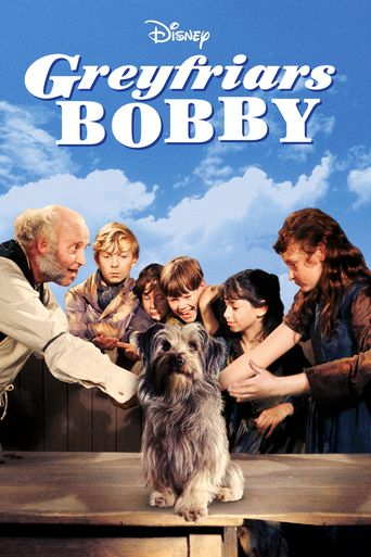 Greyfriars Bobby: The True Story of a Dog Poster