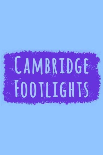 Cambridge Footlights Revue Poster