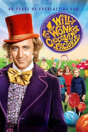 Pure Imagination: The Story of 'Willy Wonka and the Chocolate Factory' Poster