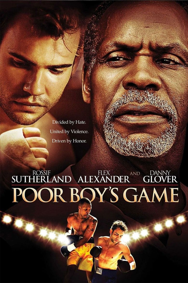 Poor Boy's Game Poster